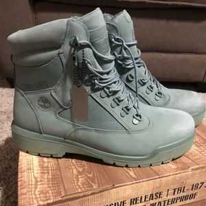 Men's Limited Edition Timberlands